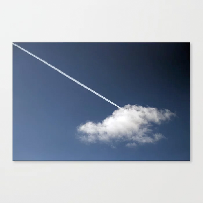 Cloud & Contrail Canvas