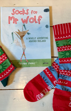 Socks For Mr. Wolf